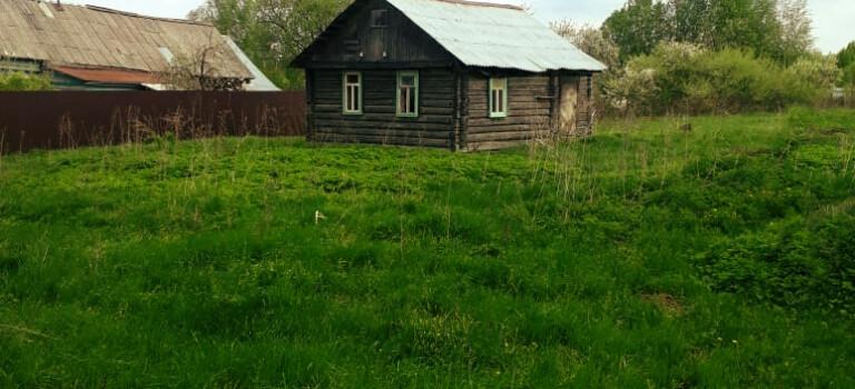 Дом в д. Юрьево