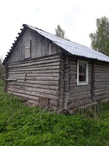 Дом в деревне Юрьево