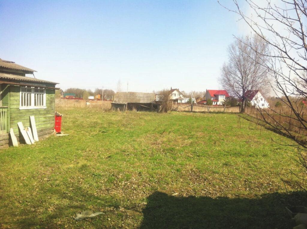 Дом в Осташево