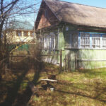 Дом с участком в с. Осташево